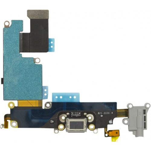 iPhone 6s Plus krovimo lizdas, audio jungtis (originalus)