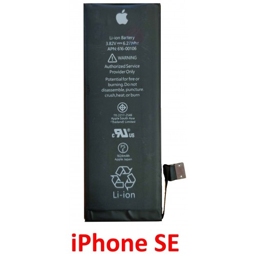 iPhone SE baterija 1624 mAh (Originali)