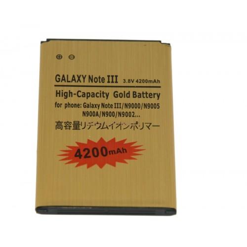 Samsung galaxy NOTE 3 N9000 baterija 4200mah