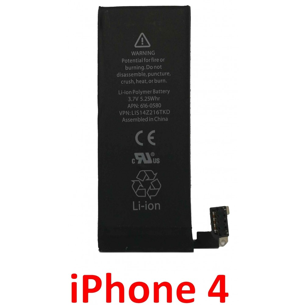iPhone 4 baterija 1420mah (Originali)
