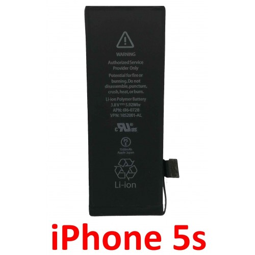 iPhone 5s baterija 1560 mAh (Originali)