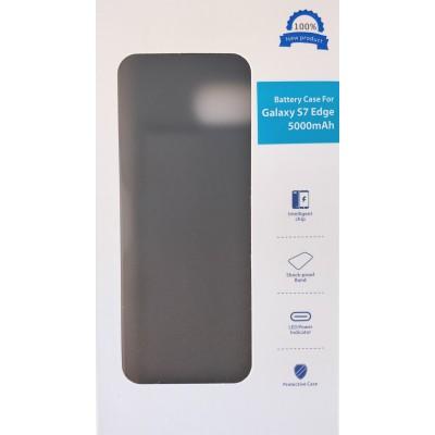 Samsung Galaxy s7 Edge dėklas - baterija 5000 mAh
