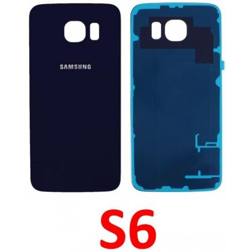 Samsung Galaxy S6 baterijos dangtelis (stiklinis)