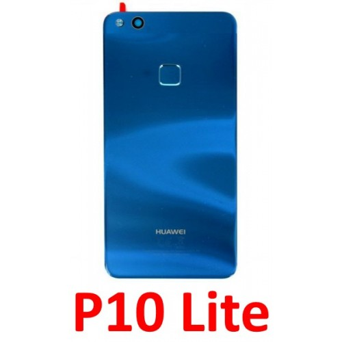 Huawei P10 Lite baterijos dangtelis (stiklinis)