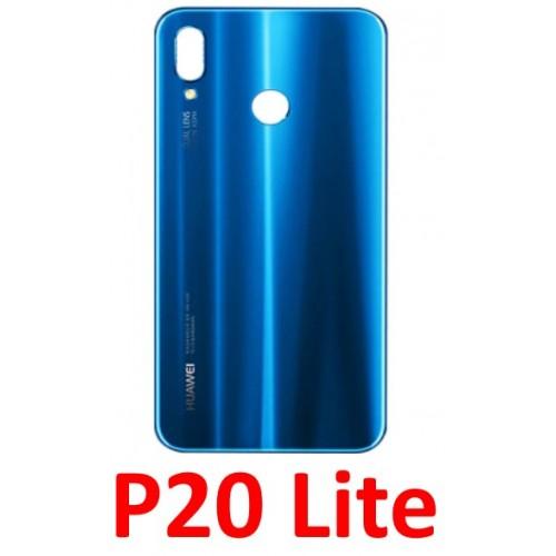 Huawei P20 Lite baterijos dangtelis (stiklinis)