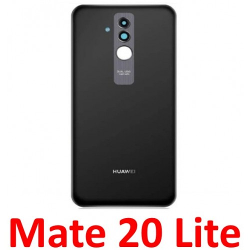 Huawei Mate 20 Lite baterijos dangtelis (stiklinis)