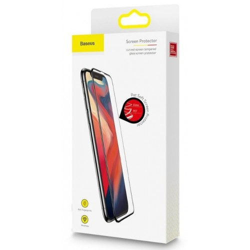iPhone Xs Max Apsauginis stiklas BASEUS