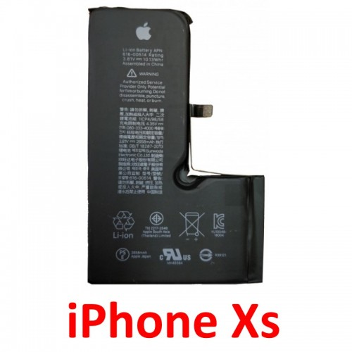 iPhone Xs baterija 2658 mAh (Originali)