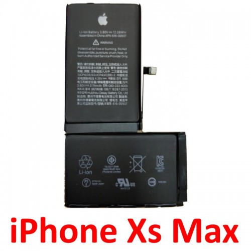 iPhone Xs Max baterija 3174 mAh (Originali)