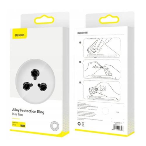 iPhone 11 Pro Max kameros apsauga (BASEUS)