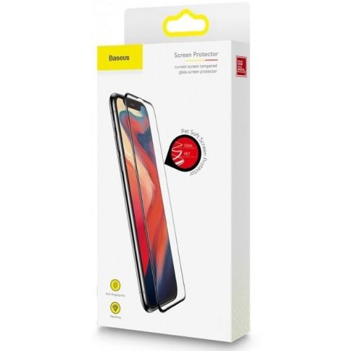 iPhone 12 / 12 Pro Apsauginis stiklas BASEUS