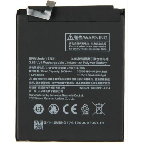Xiaomi Mi A1 (5X) baterija