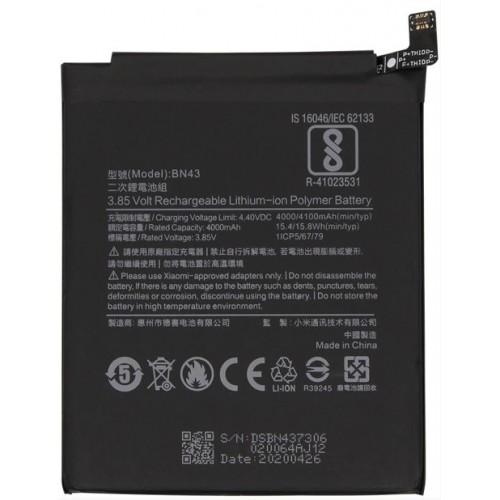 Xiaomi Redmi Note 4x baterija