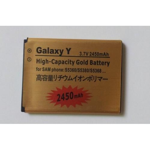 Samsung galaxy Y S5630 baterija 2450mah