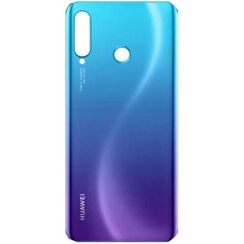 Huawei P30 Lite baterijos dangtelis (stiklinis)