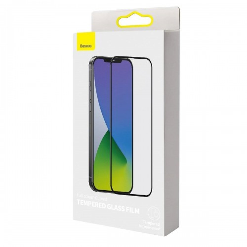 iPhone 12 Pro Max Apsauginis stiklas BASEUS (stiklinis)