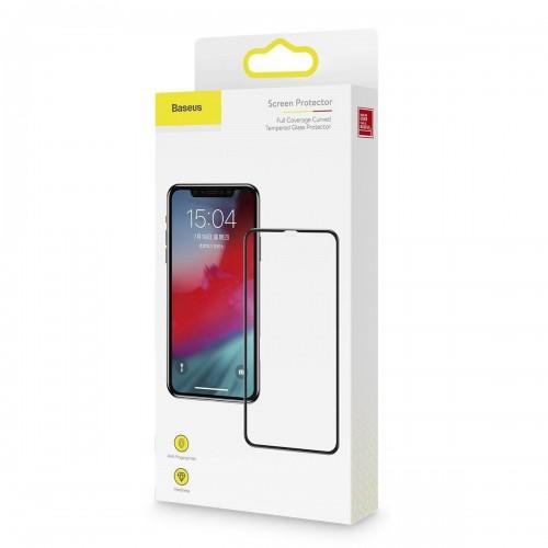 iPhone X / Xs Apsauginis stiklas BASEUS (stiklinis)