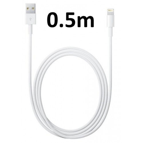 Apple lightning laidas (0.5m)