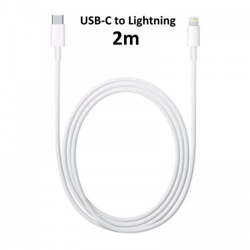 Originalus Apple USB-C to Lightning laidas (2m)