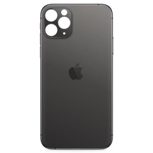 iPhone 11 pro galinis stiklas juodas