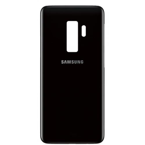 Samsung Galaxy S9+ G965F baterijos dangtelis (stiklinis)