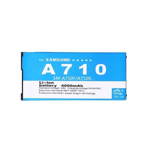 Samsung galaxy A7 A710 (2016m.) baterija 4000 mAh