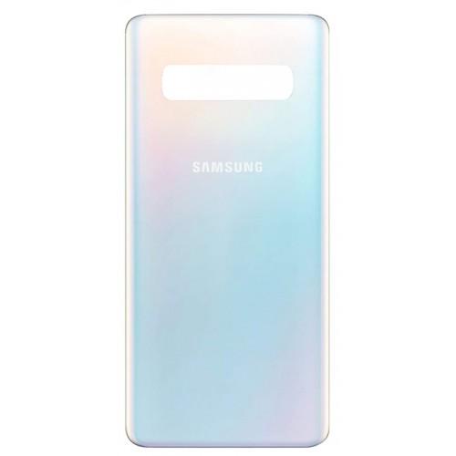 Samsung Galaxy S10+ baterijos dangtelis (stiklinis)
