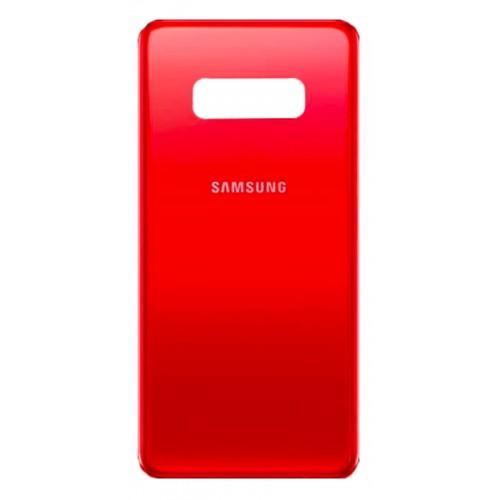 Samsung Galaxy S10e baterijos dangtelis (stiklinis)