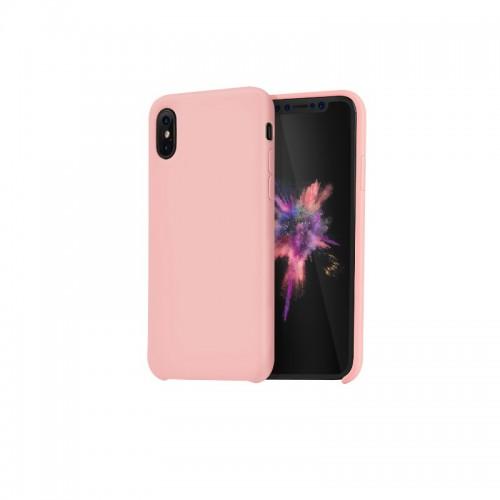 """Dėklas iPhone Xs Max """"HOCO Pure Series"""" (rožinis)"""