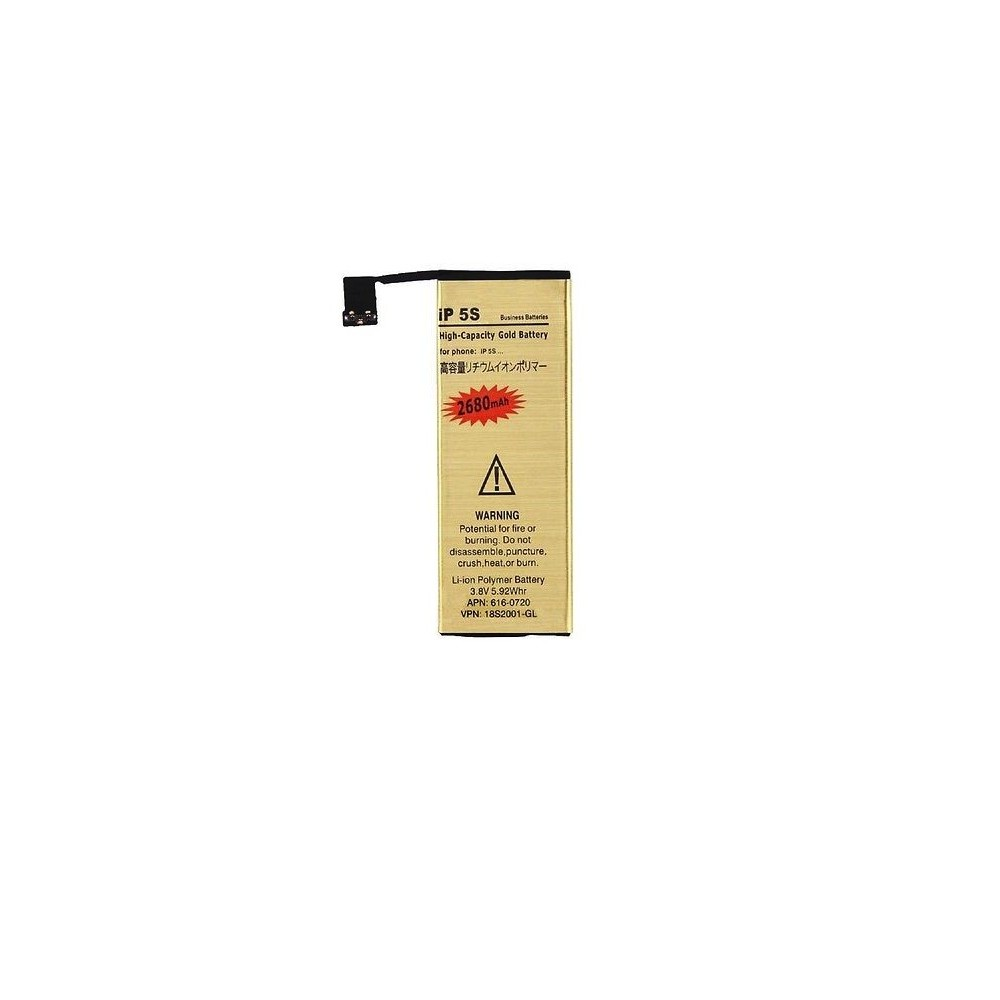 Iphone 5s baterija 2680mah