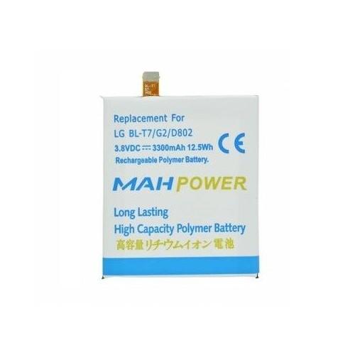 LG G2 D802 baterija 3300mah