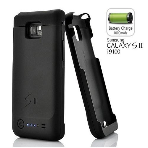 Samsung galaxy s2 dėklas-baterija 2200mah