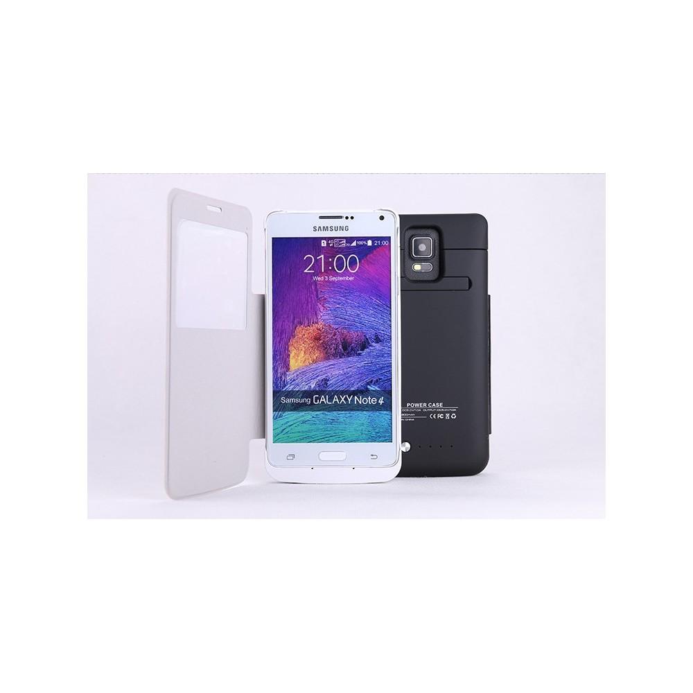 Samsung galaxy NOTE 4 dėklas-baterija 5000mah