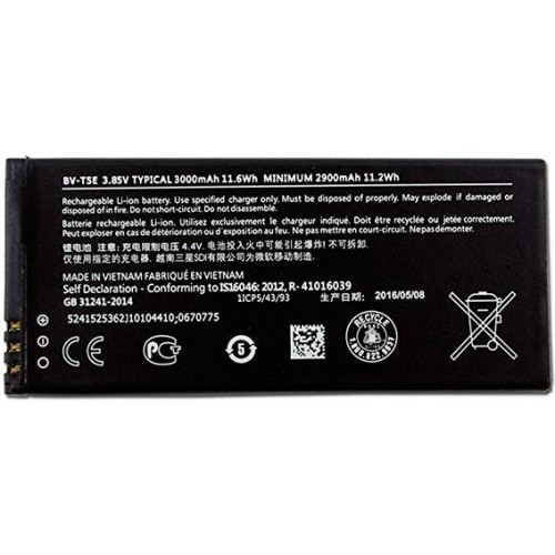 Nokia Lumia 950 baterija (originali)