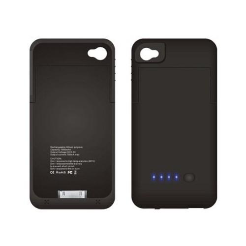IPHONE 4/4s dėklas-baterija 1900mah