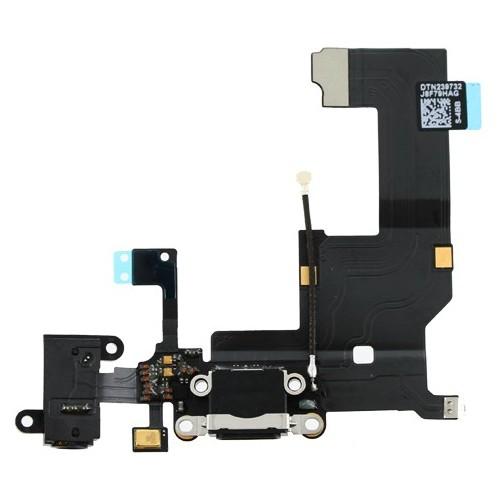 iPhone 5 krovimo lizdas, audio jungtis (originalus)